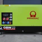 Pramac GBW 22 (14 КВТ)