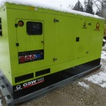 Pramac GSW165 P (120 КВТ)